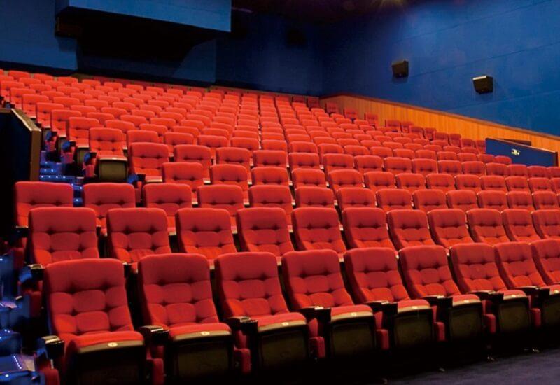 folding cinema seats