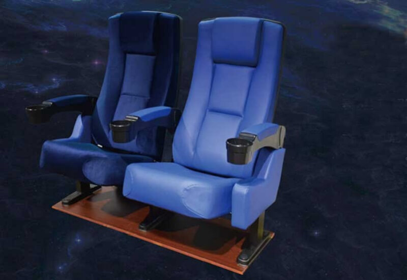 leather movie seats