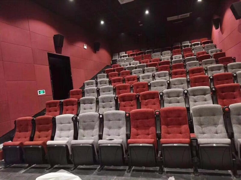 media theater seating