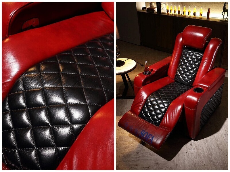 recliners with adjustable headrest