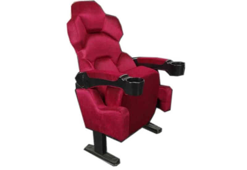single movie theater seats