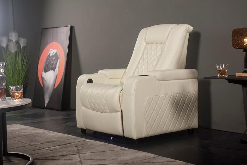 single theatre recliner