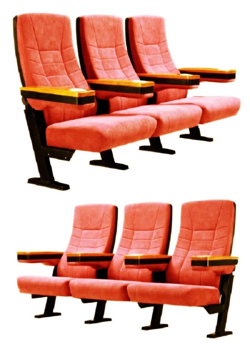 vintage theater seats